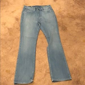 Hot in hollywood bootcut jeans size medium